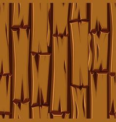seamless texture wood panels old floor vector image