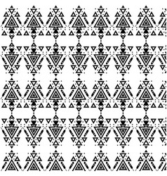 Tribal art pattern vector