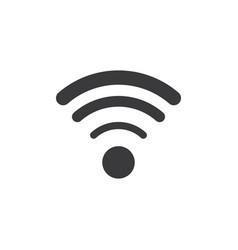 signal wi-fi design vector image