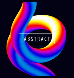 Set of modern trendy style abstraction poster vector