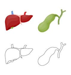 Body and human symbol vector