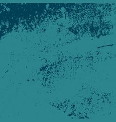 grunge blue background vector image