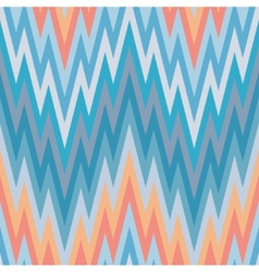 Seamless Blue Abstract Retro Background vector image