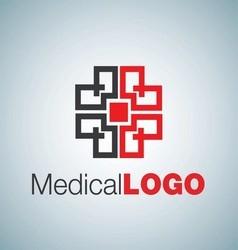 MEDICAL LOGO 12 vector image vector image