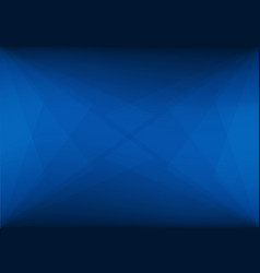 abstract dark blue background vector image vector image