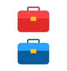 handbag icons collection vector image