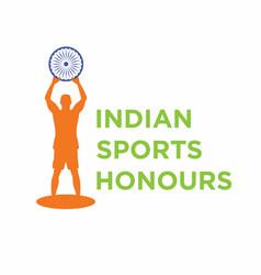 Indian trophy design template vector