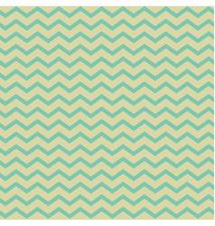 summer zig zag pattern vector image