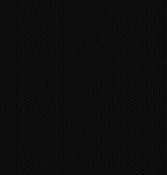 Black Carbon Texture vector image vector image