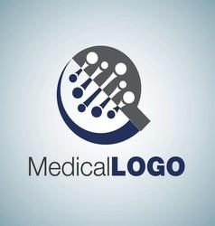 MEDICAL LOGO 13 vector image