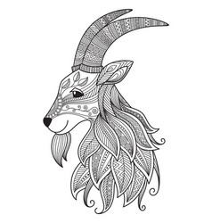 Zodiac Coloring Pages For Adults Vector Images Over 290