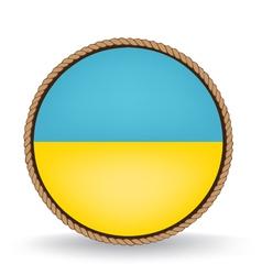 Ukraine seal vector