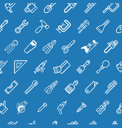Tilable tools background texture vector
