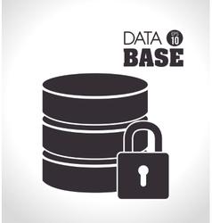 Data base design vector