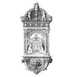 Religious Icon vector image vector image