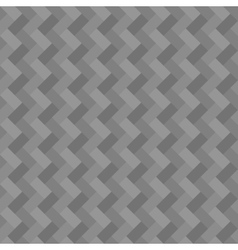 Gray geometric rectangle seamless background vector image