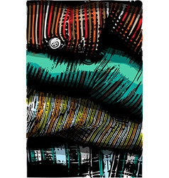 Men fashion shirts vector image