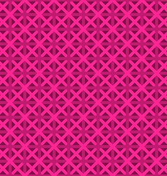 Seamless abstract geometric pattern background vector image