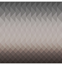 Dark geometric background vector image vector image