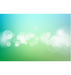 colorful summer background vector image vector image