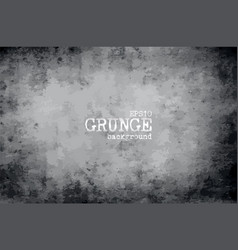 Grunge vignette old dirty paper background vector