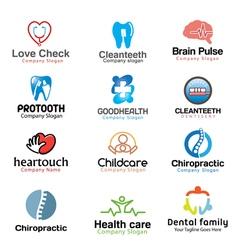 Medical symbol design vector