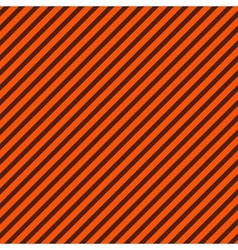 Geometric orange and black lines seamless pattern vector image vector image