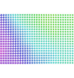 abstract geometric square rectangle pattern cover vector image