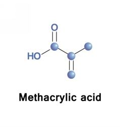 Methacrylic acid monomer vector