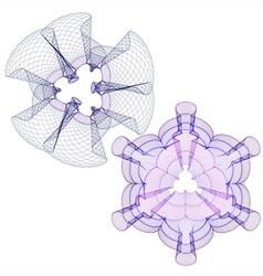 watermarks design element vector image