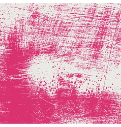 Pink Gruny Texture vector image vector image