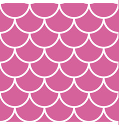 fabric print seamless texture vector image vector image