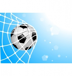 goal vector image vector image