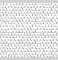 3d triangle pattern seamless vector
