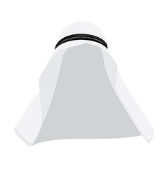 Arabic hat vector image