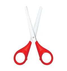 scissors2 vector image vector image