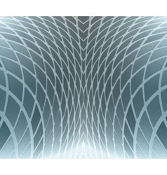 Abstract modern blue vector image