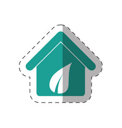 Environment house clean design vector