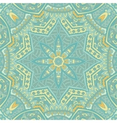 Ornamental Abstract Seamless Pattern design vector
