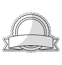 Seal stamp design vector