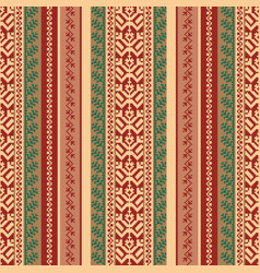 Textile background vector