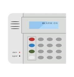 Gray office phone fax communication technology vector
