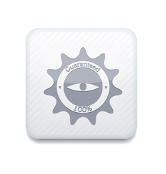 white premium quality icon Eps10 Easy to edit vector image vector image