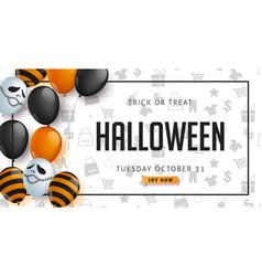 halloween 33 vector image