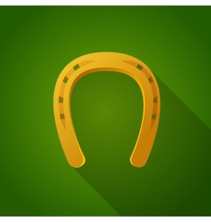 Horsehoe vector image