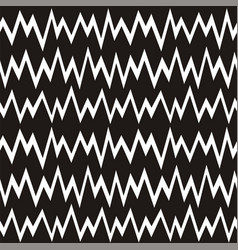 abstract black-and-white pattern vector image