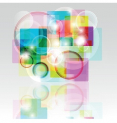 abstract print vector image