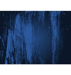 dark blue grunge texture vector image