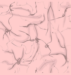 Pink marble texture vector