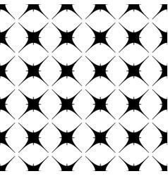 Star geometric seamless pattern 8508 vector